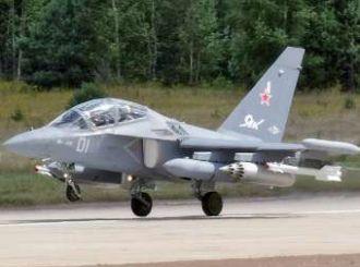 Белоруссия купила четыре учебных самолета Як-130