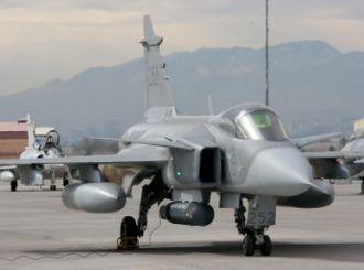 Швеция поможет Турции разработать истребитель