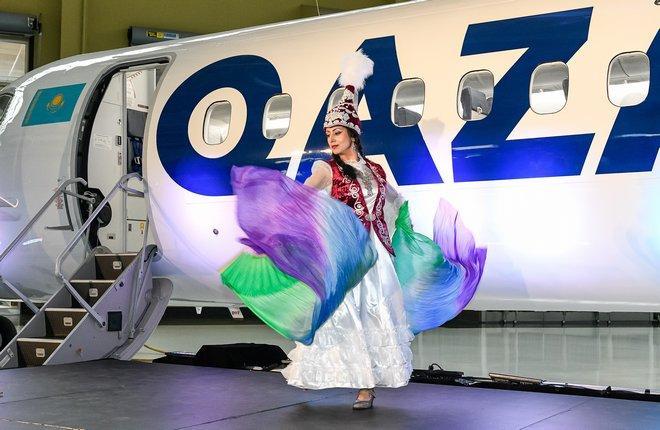 Авиаоператор Qazaq Air наращивает провозные мощности